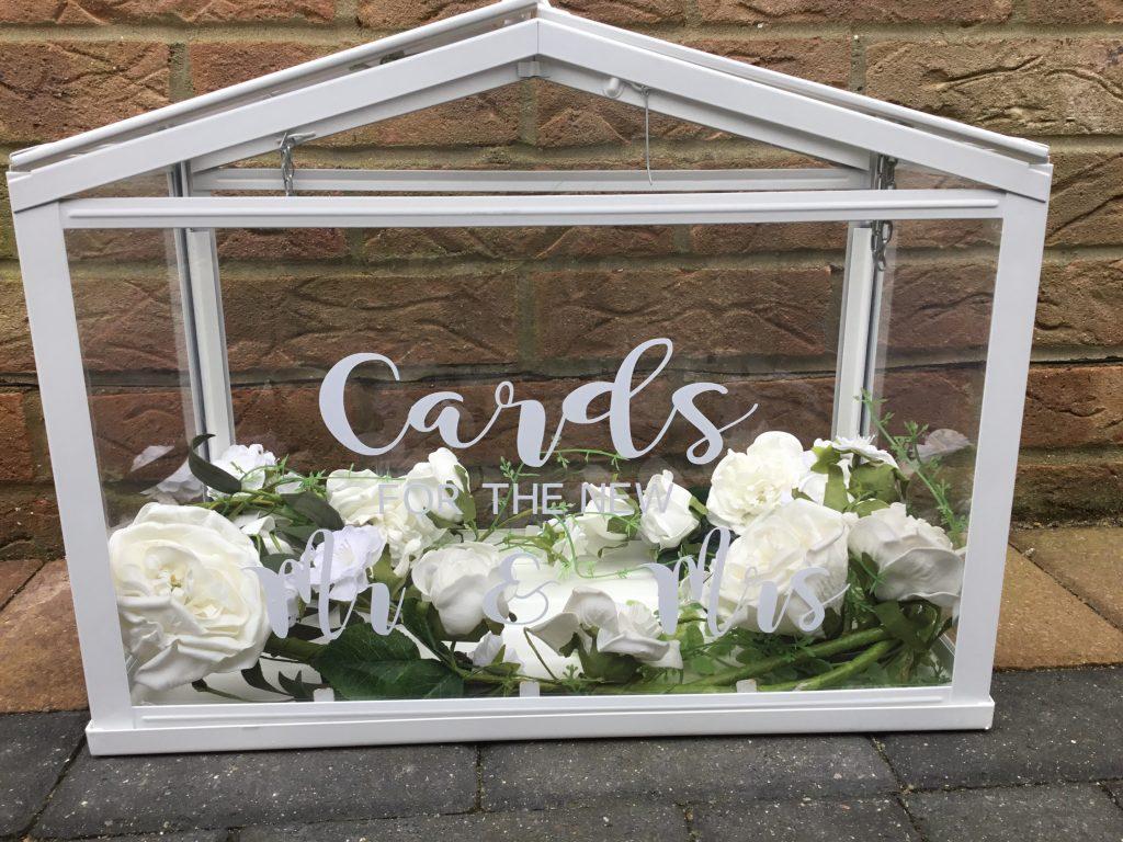card post box greenhouse